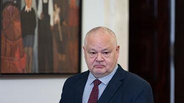 -  Będę proponował królową, kobietę - mówił o banknocie 1000 zł prezes NBP Adam Glapiński