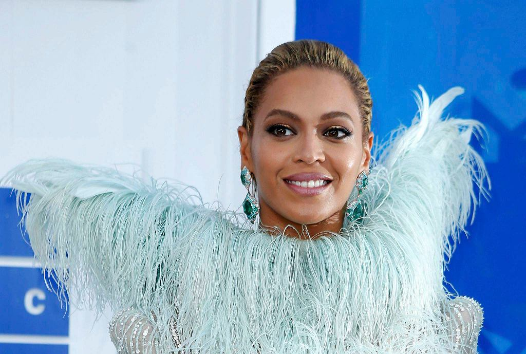 Beyonce podczas MTV Video Music
