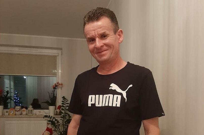 Zaginął Dariusz Wolski, 49-latek z Gdyni