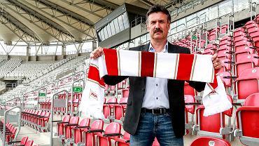 Wojciech Stawowy trenerem ŁKS-u