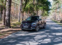 Opinie Moto.pl: Renault Koleos 2.0 Blue dCi 190 KM - minivan w ciele SUV-a