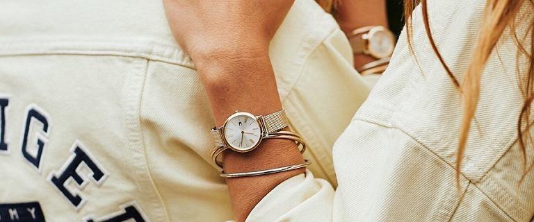 Tommy Hilfiger wyprzedaje zegarki z poprzednich kolekcji. Mamy stylowe modele dla kobiet i mężczyzn. A ceny? Pozytywnie zaskakują