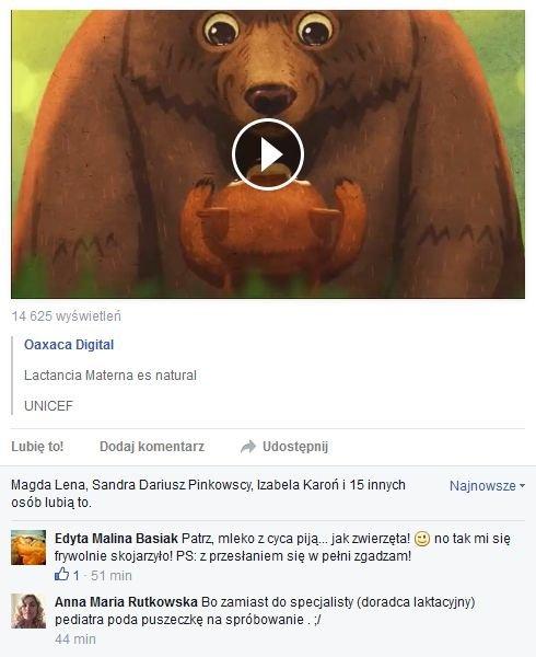 Dyskusja na facebook.com/magazyndziecko