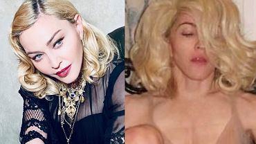 Madonna prowokuje półnagim zdjęciem. Przy okazji wyraziła szczerą opinię.
