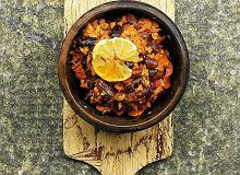 Fasola z ryżem i warzywami po afrykańsku - ugotuj