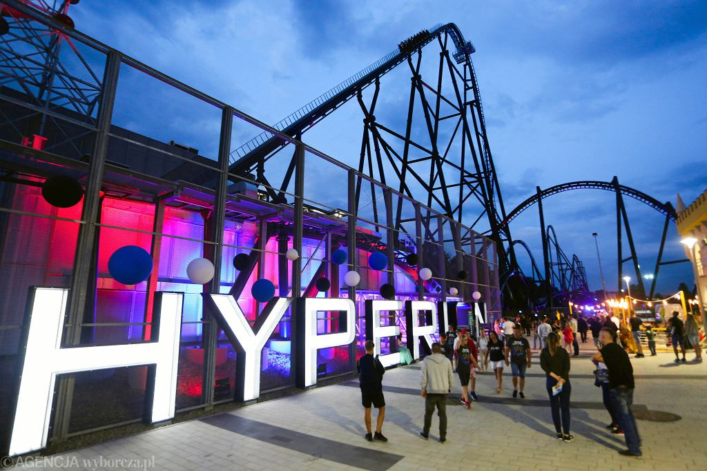 Parki rozrywki otwarte od 6 czerwca