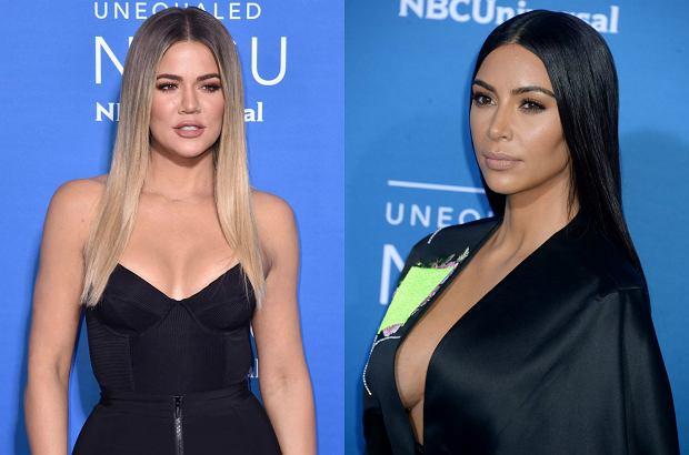 Khloe Kardashian i Kim Kardashian