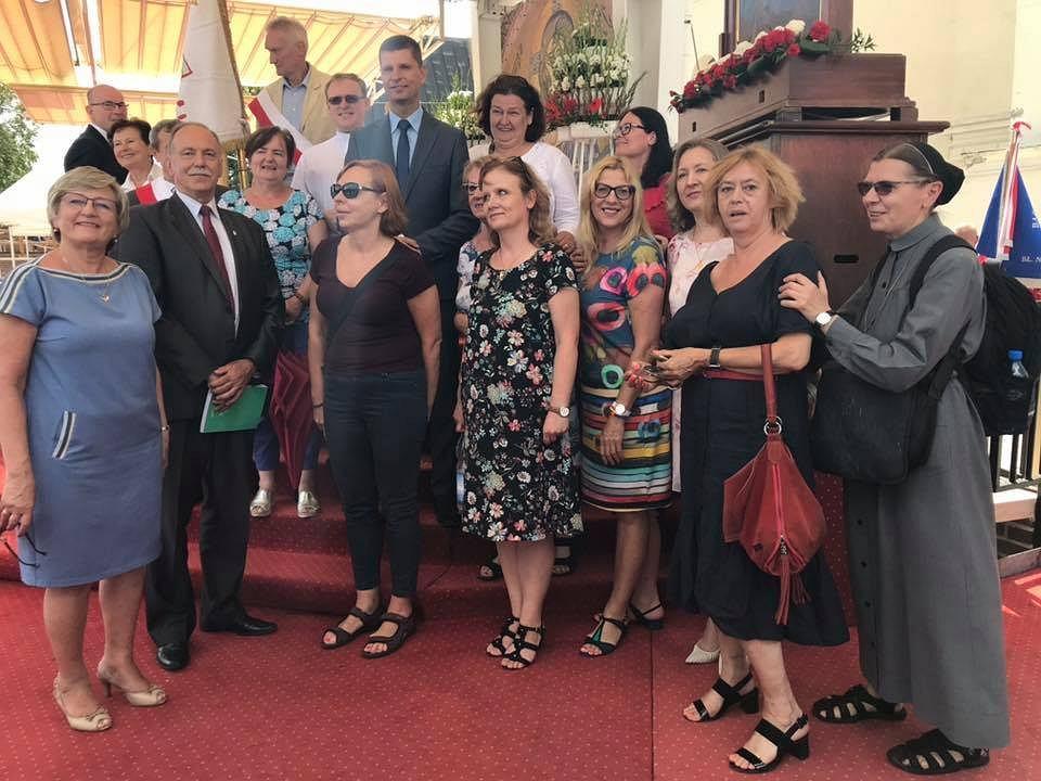 Dariusz Piontkowski wybrał mszę na Jasnej Górze zamiast komisji sejmowej