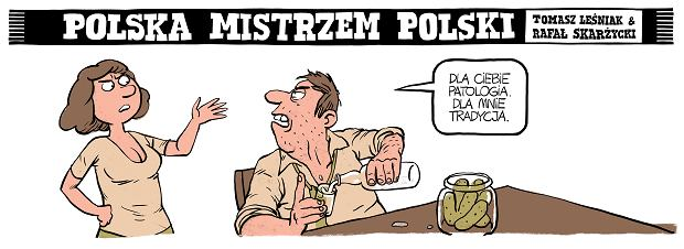 Zdjęcie numer 0 w galerii - Polska mistrzem Polski