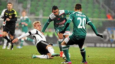 Cristian Diaz rozwiązał kontrakt z wrocławską drużyną