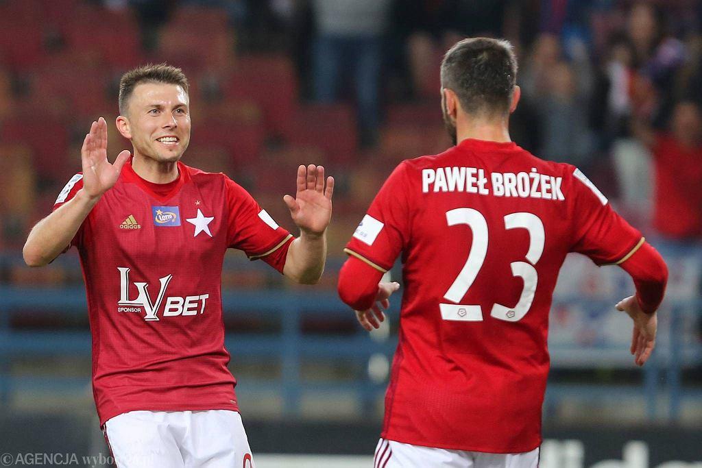 Wisła Kraków - Pogoń Szczecin 4:0