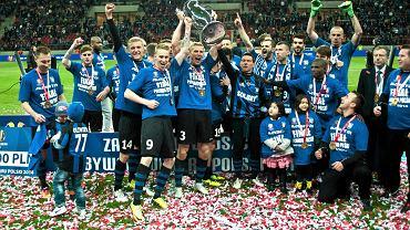 W sezonie 2013/14 Puchar Polski wywalczyli piłkarze Zawiszy Bydgoszcz