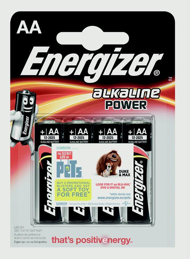 baterie Enegrizer