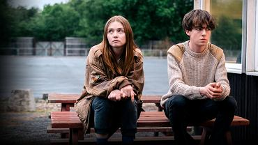 Kadr z serialu 'The End of the F***ing World'