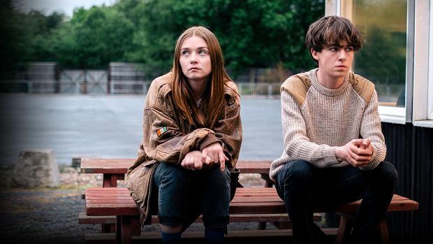 Nietypowe love story, zabójstwo i sceny przemocy w serialu dla nastolatków. Powinni go obejrzeć także dorośli
