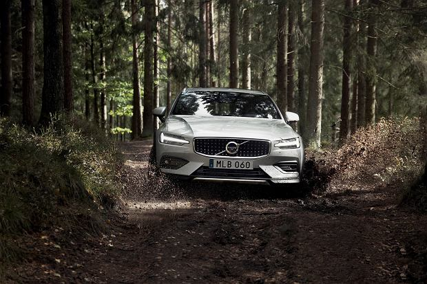 Volvo V60 Cross Country 2018