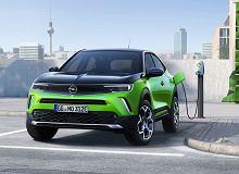 Nowy Opel Mokka już po debiucie. Od razu wersja elektryczna