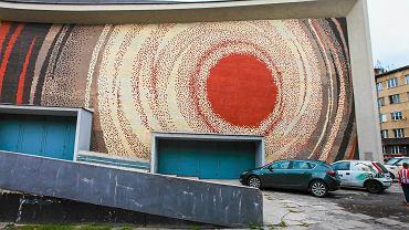 Kino Kijów - ściana zachodnia