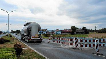 Na drogach dojazdowych do Rzeszowa powstają wagi
