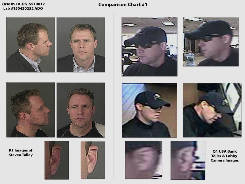 FBI za pomocą rozpoznawania twarzy wytypowało mężczyznę i oskarżyło go o napad na bank. Pomimo dużej zbieżności mężczyzna okazał się niewinny.