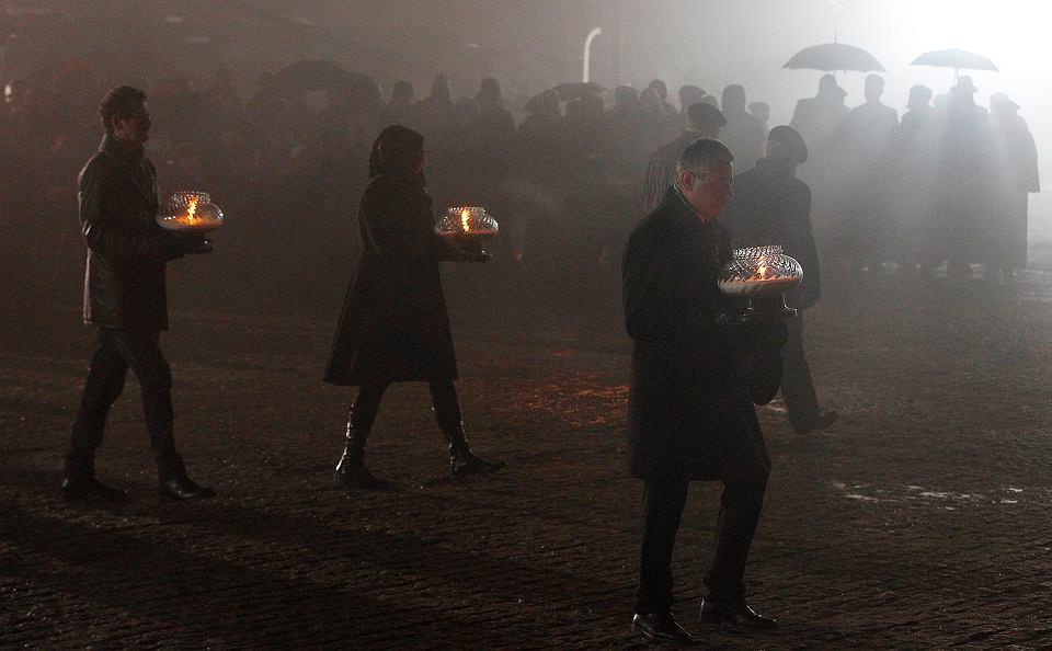 Obchody 73. rocznicy wyzwolenia byłego obozu zagłady Auschwitz