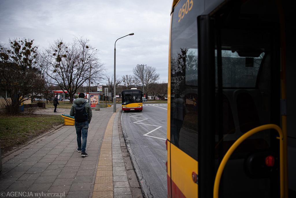 Autobus miejski - zdjęcie ilustracyjne
