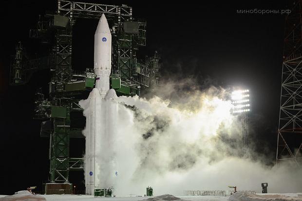 Nowa rosyjska rakieta Angara-5 gotowa do swojego dotychczas jedynego lotu próbnego w 2014 roku