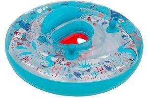 Produkt dla dzieci wycofany z Decathlonu. Dmuchane koło do pływania stwarza ryzyko utonięcia