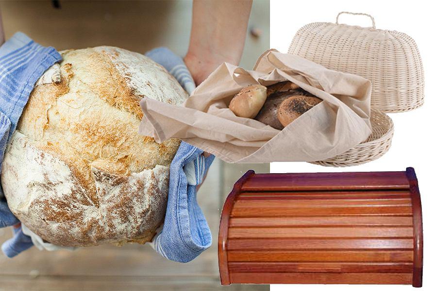 Chlebak w rustykalnym stylu