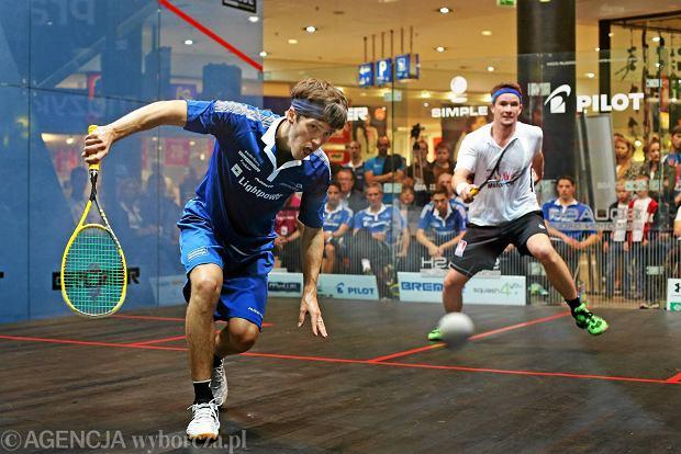 Maciej Maciantowicz: Dlaczego squash? Bo to najzdrowszy sport świata! [WYWIAD]