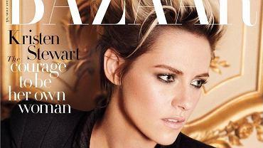 Kristen Stewart w Harper's Bazaar
