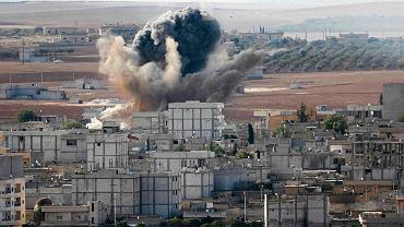 Walki w Kobani