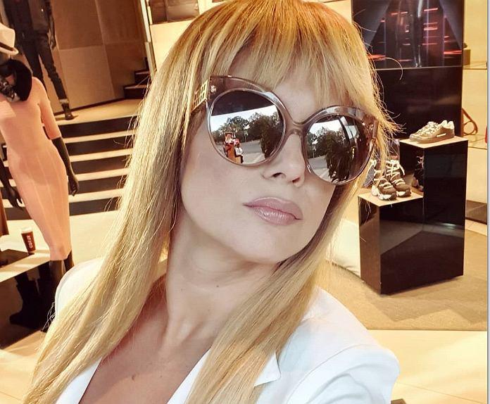 Joanna Liszowska nowa fryzura