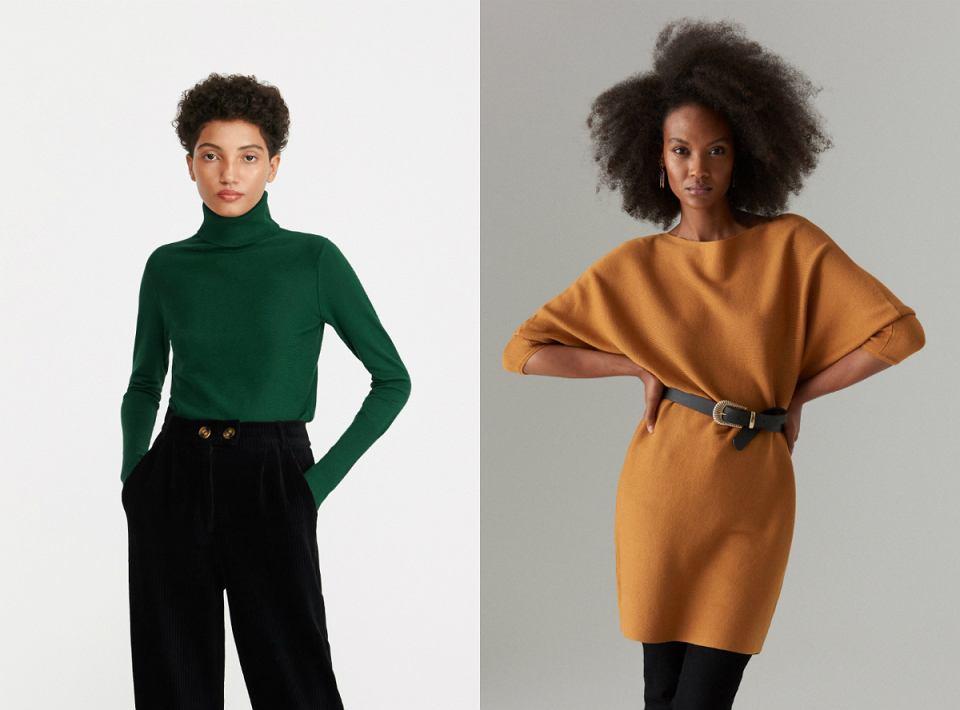Te swetry podobały się wam najbardziej!