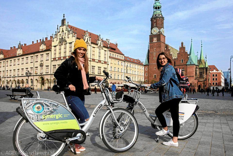 Rowery we Wrocławiu