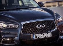 Ostateczna wyprzedaż rocznika 2018 w Infiniti. 7-osobowy luksusowy SUV dostępny z ogromnym rabatem