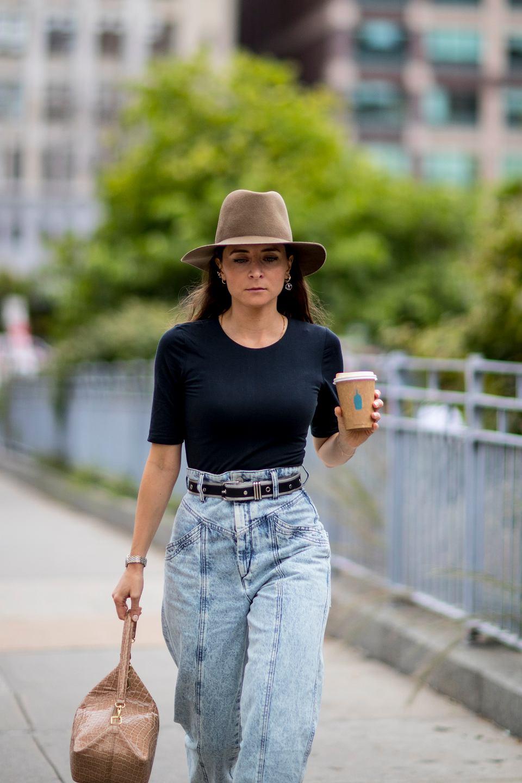 Bluzka do jeansów