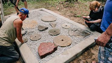 Festiwal Kultur w Suchowoli. W Suchowoli na cmentarzu żydowskim powstało lapidarium, do którego przenoszone są odnalezione po latach macewy