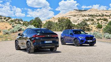 BMW X5 M i X6 M 2020