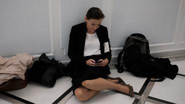 17.09.2020, Sejm, kandydatka na Rzecznika Praw Obywatelskich Zuzanna Rudzińska-Bluszcz