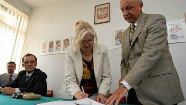 Prof. Chazan rozpoczął pracę w szpitalu im. Świętej Rodziny w 2004 roku