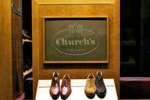 Church's: buty dla dżentelmena