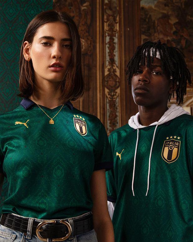 Nowe koszulki reprezentacji Włoch
