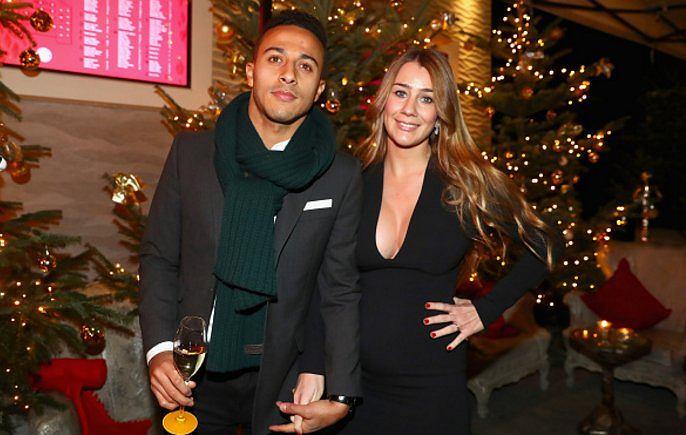 Zdjęcie numer 10 w galerii - Bundesliga. Anna i Robert Lewandowscy zachwycają podczas imprezy świątecznej Bayernu Monachium! [ZDJĘCIA]