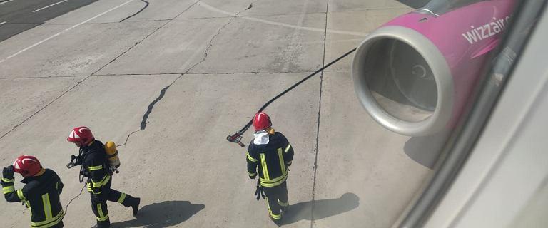 Awaryjne lądowanie samolotu z polskimi turystami w Burgas