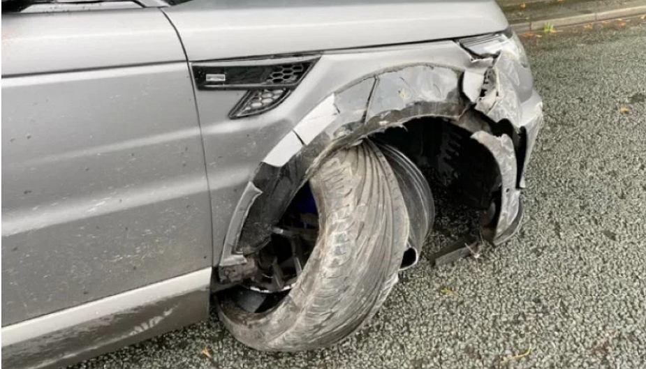 Wypadek Aguero