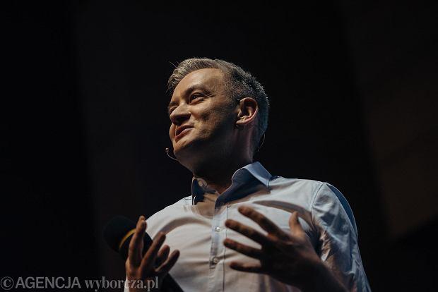 Robert Biedroń buduje struktury swojej nowej partii w Poznaniu