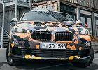 """BMW pokazało X2. Czas na małego """"crossovera coupe"""""""