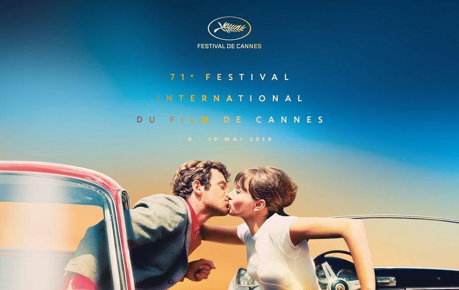 Międzynarodowy Festiwal Filmowy w Cannes 2018 - plakat festiwalu