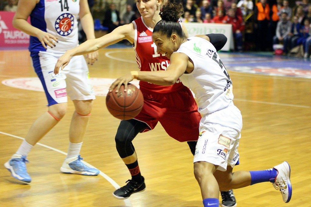Tauron Basket Liga Kobiet: KSSSE AZS PWSZ Gorzów - Wisła Can Pack Kraków 66:71 (17:25, 11:14, 17:23, 21:9)